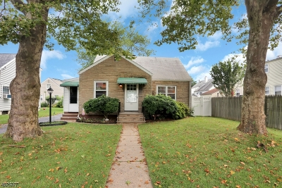 Linden City Single Family Home For Sale: 1810 Penbrook Ter