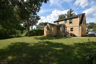 Franklin Twp. Single Family Home For Sale: 148 Delmonico Ave