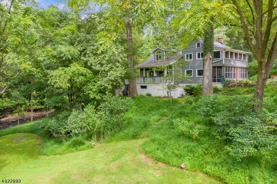 Alexandria Twp. Single Family Home For Sale: 293 Creek Road