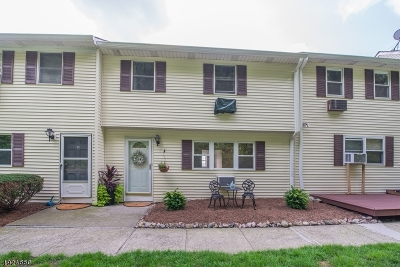 Rockaway Twp. Condo/Townhouse For Sale: 322 E4 Richard Mine Rd