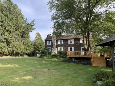 Stillwater Twp. Single Family Home For Sale: 911 Owassa Rd