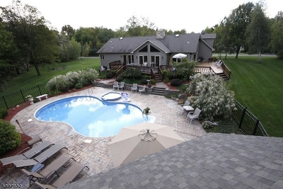 Fredon Twp. Single Family Home For Sale: 36 Running Hills Dr