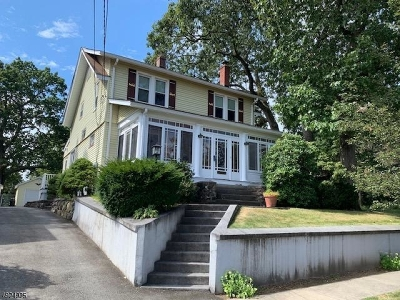 Boonton Town Single Family Home For Sale: 203 Dawson Ave