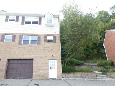 Rockaway Twp. Condo/Townhouse For Sale: 322 Richard Mine Road #1