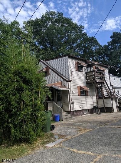 Edison Twp. Multi Family Home For Sale: 52 Garden St