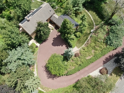 Hillsborough Twp. Single Family Home For Sale: 33 Murray Dr