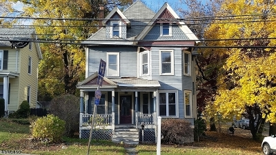 Newton Town Single Family Home For Sale: 81 High St