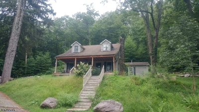 Rockaway Twp. Single Family Home For Sale: 1299 Green Pond Rd