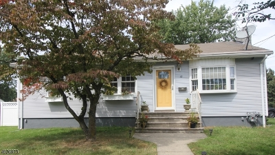 East Brunswick Twp. Single Family Home For Sale: 12 Aldrich St