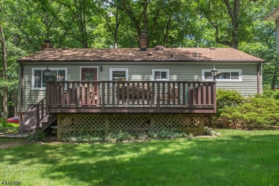 Rockaway Twp. Single Family Home For Sale: 14 Old Middletown Rd