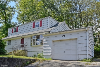 Montville Twp. Single Family Home For Sale: 197 Pine Brook Rd