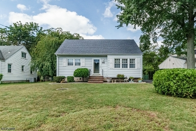 Bridgewater Twp. Single Family Home For Sale: 86 Duval St