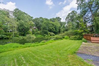 Mountain Lakes Boro Single Family Home For Sale: 033 Rainbow Trail