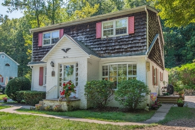 Rockaway Twp. Single Family Home For Sale: 59 Telemark Rd