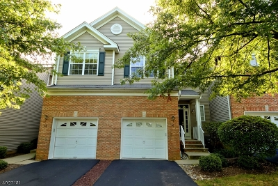 Montgomery Twp. Condo/Townhouse For Sale: 10 Coolidge Way