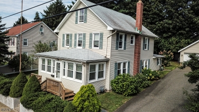 Boonton Town Single Family Home For Sale: 224 Liberty St