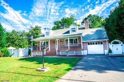 Byram Twp. Single Family Home For Sale: 25 Beech St