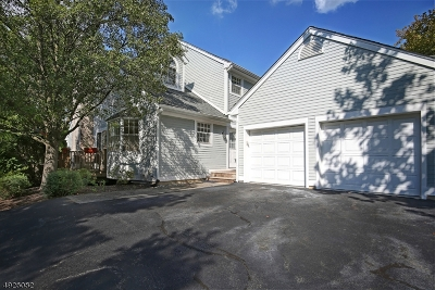 Montville Twp. Condo/Townhouse For Sale: 9 Bark Mill Ter