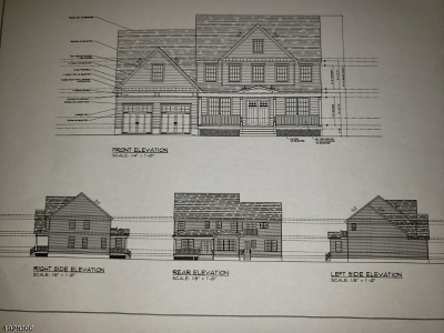 Hillsborough Twp. Single Family Home For Sale: 712-714 River Rd