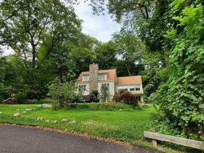 Boonton Twp. Single Family Home For Sale: 15 Sheep Hill Rd
