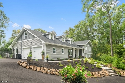 Montville Twp. Single Family Home For Sale: 20 Underwood Rd