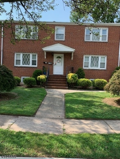 Nutley Twp. Multi Family Home For Sale
