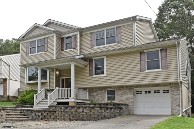 Rockaway Twp. Single Family Home For Sale: 27 Cayuga Ave