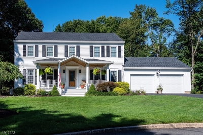 Montville Twp. Single Family Home For Sale: 6 Cherokee Ct