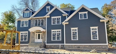 Florham Park Boro Single Family Home For Sale: 3 Felch Rd