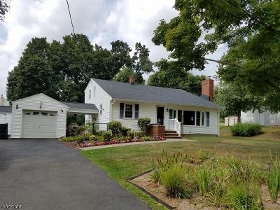 Bridgewater Twp. Single Family Home For Sale: 8 Shady Ln