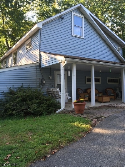 Warren County Multi Family Home For Sale: 61 Buckhorn Dr