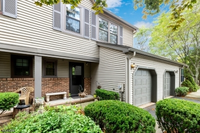 Montgomery Twp. Condo/Townhouse For Sale: 102 Marten Rd
