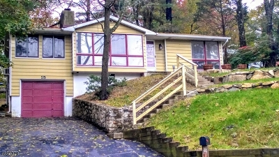 Sparta Twp. Single Family Home For Sale: 15 Alpine Trl