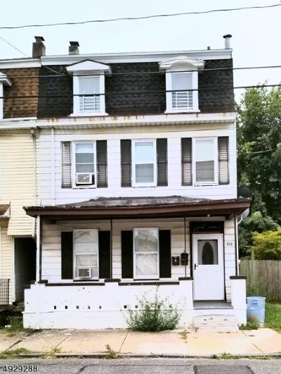Warren County Multi Family Home For Sale: 222 Mercer St
