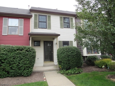 Allamuchy Twp. NJ Condo/Townhouse For Sale: $200,000