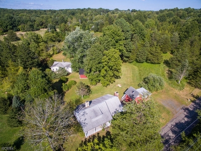 Bedminster Twp. Single Family Home For Sale: 1284 Cowperthwaite Road