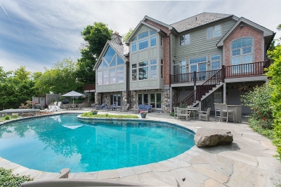 Sparta Twp. Single Family Home For Sale: 27 Island Trl