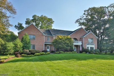 Sparta Twp. Single Family Home For Sale: 3 Maria Dr