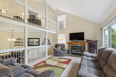 Hillsborough Twp. Condo/Townhouse For Sale: 36-21 Bloomingdale Dr #3621