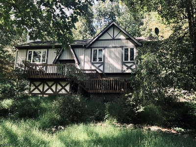 Byram Twp. Single Family Home For Sale: 761 W Shore Trl