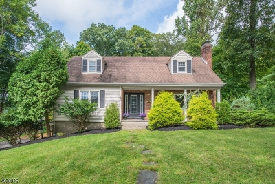 Sparta Twp. Single Family Home For Sale: 163 W Shore Trl