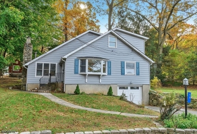 Sparta Twp. Single Family Home For Sale: 13 Sunset Trl