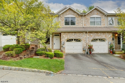 Parsippany-Troy Hills Twp. Condo/Townhouse For Sale: 615 Old Dover Rd