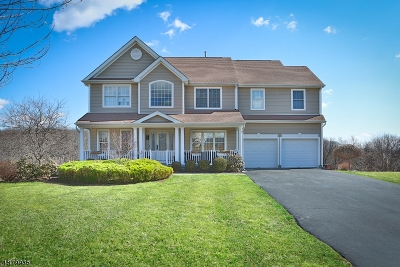 Fredon Twp. Single Family Home For Sale: 38 Players Blvd