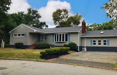 South Bound Brook Boro NJ Single Family Home For Sale: $399,000