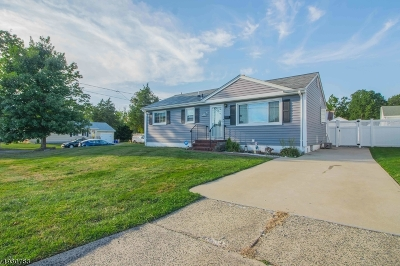 Somerset County Single Family Home For Sale: 436 W Frech Ave