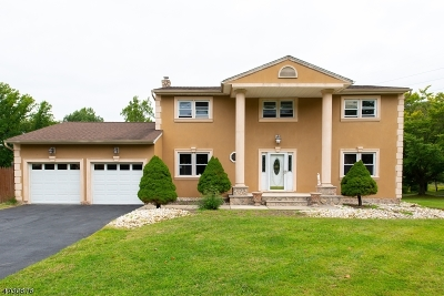 Randolph Twp. Single Family Home For Sale: 9 Bedminster Rd