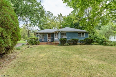 Somerset County Single Family Home For Sale: 693 Kline Pl