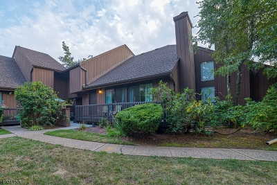 Hunterdon County, Somerset County Condo/Townhouse For Sale: 21 Kingsberry Dr