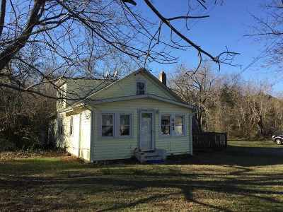 Cape May Court House Single Family Home For Sale: 461 Shunpike